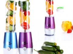 NEO Μπουκάλι - Μπλέντερ για smoothies και χυμούς 180W-800ml Shake N Take 2 - Bottle Blender Μωβ -