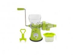 Χειροκίνητος Αποχυμωτής Πρέσσα Juice Wizard Slow Juicer για Φρούτα και Λαχανικά - Juice Wizard