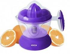 Jocca Ηλεκτρικός Λεμονοστίφτης Πορτοκαλοστίφτης 25W - Electric Juicer σε μωβ χρώμα, 5454M - JOCCA home & life