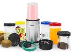 Jocca Έξυπνος Πολυκόφτης, Πολυμίξερ, Μπλέντερ smoothie maker για smoothies και άλλα ροφήματα 300W Multifunctional Robot, 5582 - JOCCA home & life