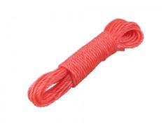 OEM Κόκκινο Σκοινί Απλώματος Ρούχων 10m 1168 Clothes Rope - OEM