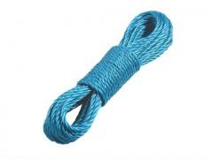 Γαλάζιο Σκοινί Πολλαπλών Χρήσεων 20m 025 - OEM