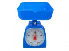 Αναλογική ζυγαριά Κουζίνας έως 5kg Χρώμα Μπλε - Schafer