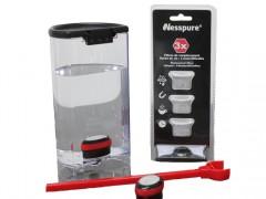 Genius Ideas Σετ 3 τεμ. Ανταλλακτικά Φίλτρα του συστήματος φίλτρου για μηχανές Nespresso - Genius Ideas
