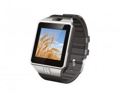 Manta CHICO SmartWatch - Έξυπνο Ρολόι που συνδέεται με το κινητό, οθόνης 1,54'' σε Μαύρο χρώμα, MA427 - Manta