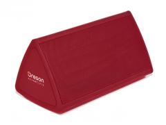 Φορητό Ηχείο Bluetooth 2x2W 136x68x75 mm σε Κόκκινο χρώμα, Oregon Scientific Boombero Tria ZP338 -