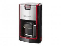 Clatronic Καφετιέρα 900W Φίλτρου για Γαλλικό καφέ χωρητικότητας 1,2lt για 10 φλιτζάνια καφέ σε Μαύρο χρώμα, KA 3558 - Clatronic