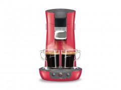 Philips Καφετιέρα Μηχανή Espresso SENSEO® 1450W με Σύστημα κάψουλας για 2 Φλιτζάνια σε Κόκκινο χρώμα, HD7826/81 - Philips