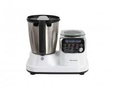 Domoclip thermo cooker Πολυμηχάνημα Ρομπότ Κουζίνας Επεξεργαστής Τροφίμων 1000W με 12 Λειτουργίες και Ηλεκτρονική Ζυγαριά, DOP166 - Domoclip