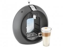 Krups Dolce Gusto Circolo Καφετιέρα Espresso με Κάψουλες Μηχανή Nescafe Πολυκαφετιέρα 1500W 1.3Lt 15bar σε Ανθρακί Χρώμα, KP5000 - Krups