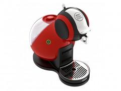 Krups Dolce Gusto Melody 3 Καφετιέρα Espresso με Κάψουλες Μηχανή Nescafe Πολυκαφετιέρα 1500W σε Κόκκινο Χρώμα, KP2205 - Krups
