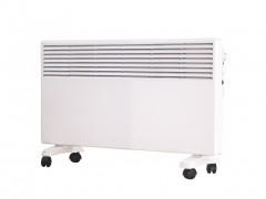 Muhler Ηλεκτρικό Θερμαντικό Σώμα Convector 2500W με 2 επίπεδα θέρμανσης και Ροδάκια σε Λευκό χρώμα, MPH-2577 - Muhler