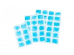 Σετ Παγοκύστες με Νερό Επαναχρησιμοποιήσιμες 3 τεμ., Cubice, D5000103 -