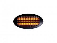 Επιτοίχια Σόμπα Θερμαντικό σώμα Θερμάστρα Χαλαζία 2000W Εξωτερικού χώρου με 3 επίπεδα θέρμανσης, Excellent Electrics - Cb