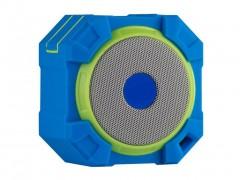 Φορητό Επαναφορτιζόμενο Ηχείο Bluetooth για Εσωτερικό και Εξωτερικό Χώρο σε Μπλε Χρώμα, 0.53 x 0.83 x 0.83 cm, Lifetime Music 86434 - Lifetime Music