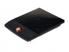 Μονή Επαγωγική Εστία - Induction cooker 1800W με Γυάλινη Επιφάνεια από Μαύρο Κρύσταλλο, Black Rose Collection, Berlinger Haus BH-9020 - Berlinger Haus