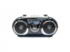 Επαναφορτιζόμενο Ραδιόφωνο AM / FM / SW, USB, TF, MP3 Player, Waxiba 582UC - WAXIBA