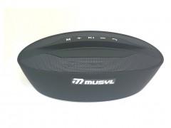 Φορητό Ασύρματο Ηχείο Bluetooth με Usb Θύρα, MU-X99 MUSYL - Cb