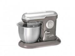 Dekoch Κουζινομηχανή Μίξερ 1200W με Κάδο 6.5L και επιπλέον Αξεσουάρ σε Ασημί χρώμα DK-KM650 - Dekoch