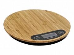 Ψηφιακή Στρογγυλή Ζυγαριά Bamboo, Ακριβείας Γραμμαρίου - Cb