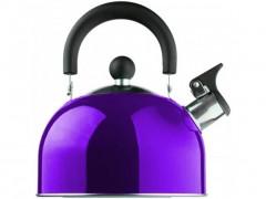 Βραστήρας Νερού 1.5lt, με ηχητική ειδοποίηση σφύριγμα, από ανοξείδωτο χάλυβα, σε 6 χρώματα Μωβ - Edenberg