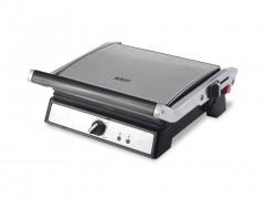 Sogo Τοστιέρα Γκριλιέρα (grill) Σαντουιτσιέρα 2000W με Λαβή και Επίπεδες πλάκες, SAN-SS-7144 - SOGO