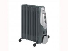 AEG καλοριφέρ λαδιού θέρμανσης, 2200Watt, με 3 ρυθμίσεις ισχύος και θερμοστάτη, RA5522 - AEG