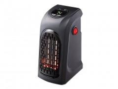 Handy Heater Φορητό Αερόθερμο Πρίζας 350W, σε μαύρο χρώμα, διαστάσεις 8.3x9.9x16 εκατοστά CC-9078 - Cenocco