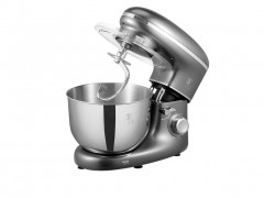 Berlinger Haus Κουζινομηχανή Μίξερ mixer 1400W με Ανοξείδωτο Κάδο 18/10 χωρητικότητας 6 λίτρων, Metallic Line Carbon ΒΗ-9115 - Berlinger Haus