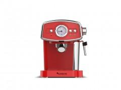 Καφετιέρα Espresso Cappuccino 19bar Πίεσης με Αποσπώμενο Δοχείο 1.2Lt, Turbotronic TT-CM22 Κόκκινο - TurboTronic