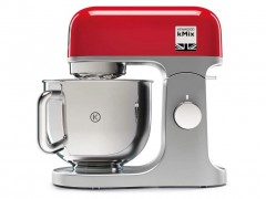 Kenwood kMix Κουζινομηχανή Μίξερ mixer 1000W με Ανοξείδωτο Κάδο χωρητικότητας 5L, KMX750RD - Kenwood