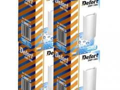 DEFORT - Defort DWF-100c Φίλτρο Νερού Πακέτο 4 Τμχ Ενεργού Άνθρακα (Για DWF-600 & DWF-500) - - - - fil-0005887