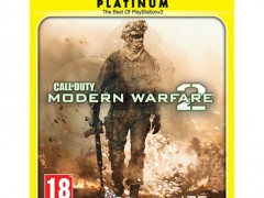 Platinum Call Of Duty Modern Warfare 2 - PS3 Game