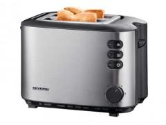Φρυγανιέρα Inox Severin AT2514 Toaster Inox Severin AT 2514