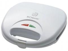 Τοστιέρα Bomann ST-5016CB Χρώμα Λευκό