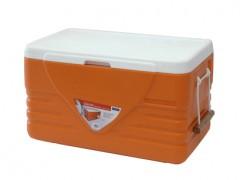 Campcool Ψυγείο Φορητό 100lt Πολυουρεθάνης Με Χειρολαβές Ξύλινες