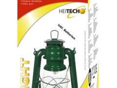 Φανάρι Led Hurricane III Heitech 04002957, Πράσινο