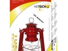 Φανάρι Led Hurricane III Heitech 04002958, Kόκκινο