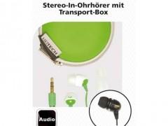 Ακουστικά Αυτιού με Θήκη Μεταφοράς Heitech 09001394