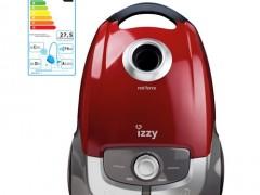 Ηλεκτρική Σκουπα Izzy Red Force AC1108