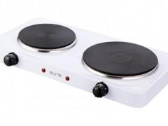 Διπλό Ηλεκτρικό Μάτι Κουζίνας Elite EHP-0283W (2500w)