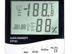 OEM Θερμόμετρο -Ρολόι ETP-101