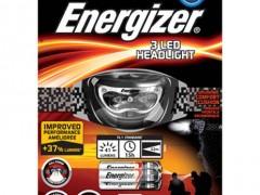 Φακός Κεφαλής Energizer 3LED Headlight