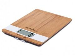 Ψηφιακή Ζυγαριά Κουζίνας με Πλάκα Μπαμπού First FA-6410