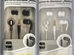 Ακουστικά Στερεοφωνικά με Μικρόφωνο 3.5mm Heitech 09001393