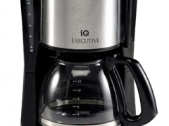 Καφετιέρα IQ EX-2016 Executive Silver