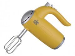 Μίξερ Χειρός IQ HM-207 Κίτρινο