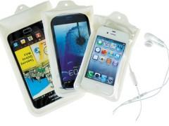 Στεγανή Θήκη JR Gear Κινητού Smartphone Λευκή (12605)