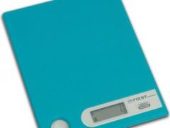 Ψηφιακή Ζυγαριά Κουζίνας First FA-6401-1-BL Γαλάζια