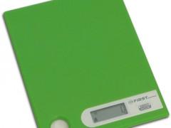 Ψηφιακή Ζυγαριά Κουζίνας First FA-6401-1-GN Πράσινη